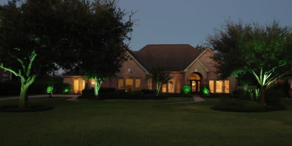 Led Outdoor Landscape Lights Commercial and outdoor home lighting robert huff benefits of landscape lighting workwithnaturefo